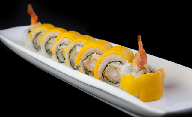 Mango Sushi Roll Recipes — Dishmaps