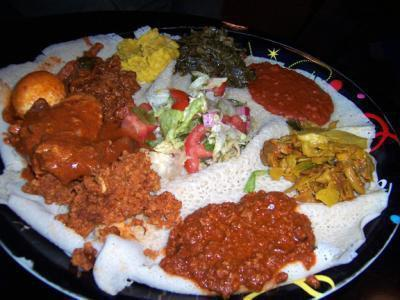 Ethiopian At Home - Specially Prepared for You