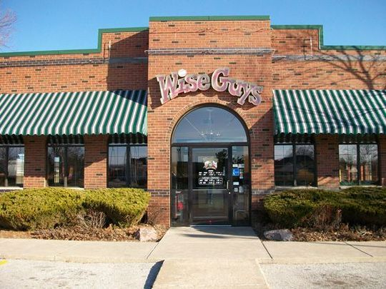 Wise Guys Pizza & More - Home of the best pizza in the Quad Cities!