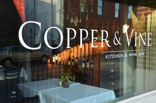 Copper & Vine  - Kitchen + Wine Bar