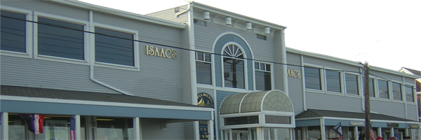 isaac 39 s restaurant on america 39 s waterfront