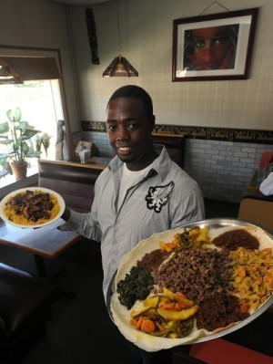 African Food - The Best African Restaurant Ever!