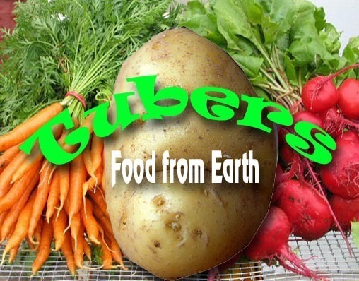 Tuber Tubers Food From Earth