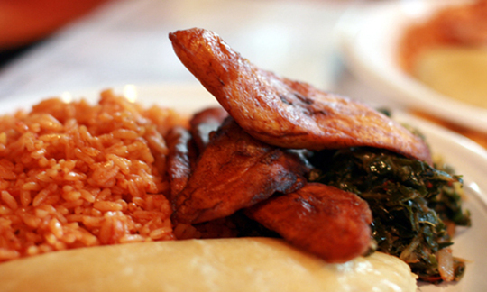 Abundant restaurant delicious african food beyond for African cuisine menu