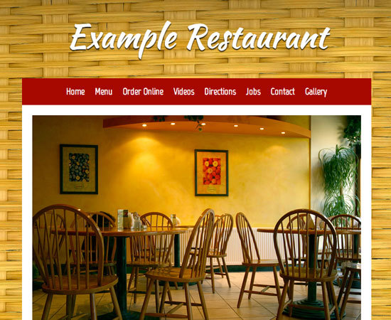 create restaurant website how to make a restaurant website html